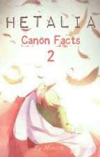 Hetalia Canon Facts 2 by Mercchi