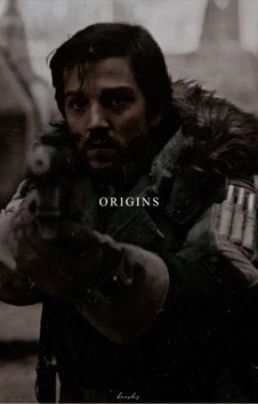 ORIGINS ▷ CASSIAN ANDOR by kenobis