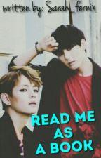 Прочти Меня Как Книгу...<BTS> by Miss_fernix