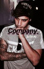 Company✞Jai Brooks by septernal