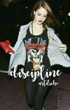 discipline ✘ l.t. by artdicko