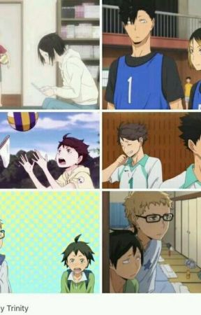 Connected Haikyuu Fanfiction