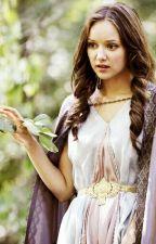 una dragona entre lobos • Aileen Targaryen y Robb Stark • by Rubihalesalvatore