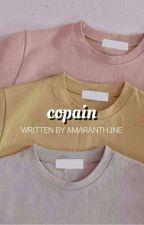 copain ㅡ sehun  by starbeucks