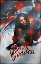 Death Goddess •TWolf by tabombrigado