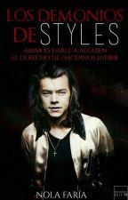 Los Demonios De Styles | Harry Styles by itsnolafaria
