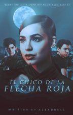 El Chico de la Flecha Roja → Alec Lightwood #SpAwards by alexubell