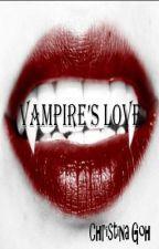 Vampire's Love by ChristinaSmilesAlot