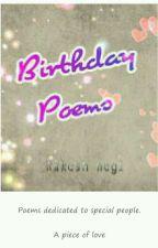 Birthday poems✒ by RAkeshNeGi