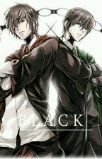 Black X Black   by betttt96