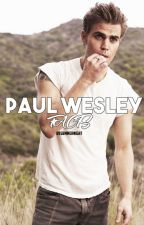 Paul Wesley Facts by Fxster