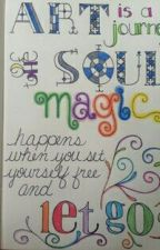 My book of Arts♥ by dancedemon