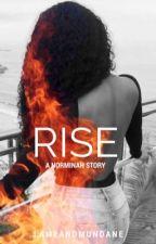 Rise ➵ Norminah by lameandmundane