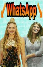 WhatsApp hot <<Shakira y Antonella Roccuzzo>> by Alexamessi