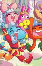 ¡¡Retos de El increible mundo de Gumball 2.0!! by Lunico10