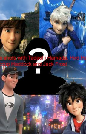 One Shots with Tadashi, Hiro, Hiccup and Jack - Pregnant