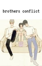 brothers conflict by naebillera