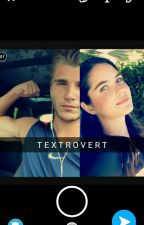 Textrovert One-shot by Lets-Start-Riots