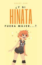 ¿Y si Hinata fuera mujer? [H A I K Y U U ! !] by Shary-san