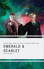 Emerald and Scarlet ~ Drarry by SincerelyAntoinette