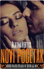 Novi početak (drugi nastavak priče Ne ostavljaj me) - pauzirana by AlaynaVertis