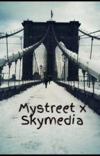 Mystreet x Skymedia by Tiger_Lover5544
