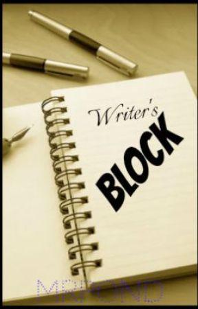 Writers Block by MrPond
