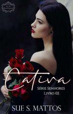 Cativa • Jimin (Série Senhores) by Kykai96