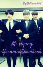 Mi hyung- Yoonmin/Yoonkook by Delirando77