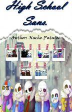 High School Sans by -Nacho-Patata-