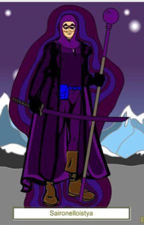 The Legend of Saironelloistya by IsaiahLeIstya