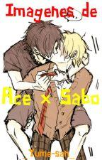 Imágenes de Ace x Sabo [One Piece] by _Yume-san_