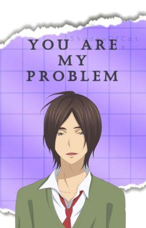 You Are My Problem /Asuma Mutsumi/ #PremiosGlitter2017 by LocaDelAnime