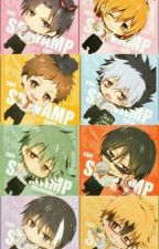 Servamp x Reader One-Shots by ghostofthesnow