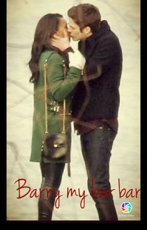 Barry my Barr Barr❤⚡(Barry and iris) by Bubblyshipper