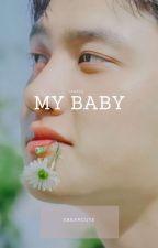 My Baby by xbearcute