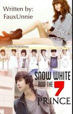 Snow white and the seven prince *onhold* by FauxUnnie