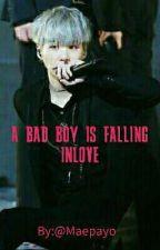 A BAD BOY IS FALLING INLOVE   ( min yoongi) by maepayo