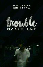 Troublemaker Boy by meitiya_
