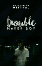 Troublemaker Boy by meitiya_