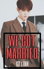 [COMPLETED] WE GOT MARRIED [Hoshi x Momo]  by _mochixxx