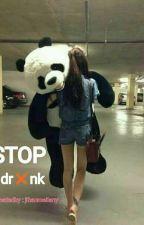 STOP ! ❌idr&nk by Jihaanptr