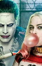 Harley and Joker by HarleyQuinnPuddin182