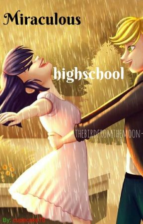 Miraculous Highschool by cupecake78