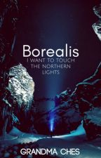 Borealis [Rubeus Hagrid] {HIATUS} by chessurK