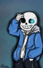 Au Sans x Reader by Heartfell-chan