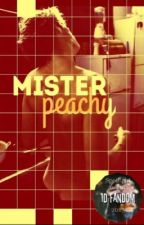 mister peachy | larry ✔ by colourfulwriting