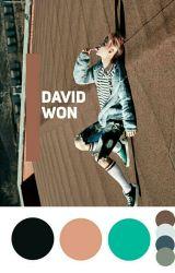 David. by davidwon-