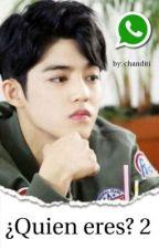 ¿Quien eres? 2 (Jicheol)  by chanditi