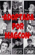 •Adoptada por Magcon• by Valcr2